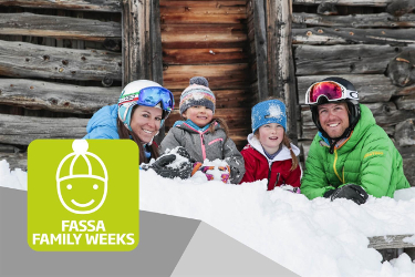Fassa Family Weeks 2019